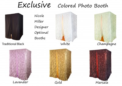 Nicole Miller Designer Booths