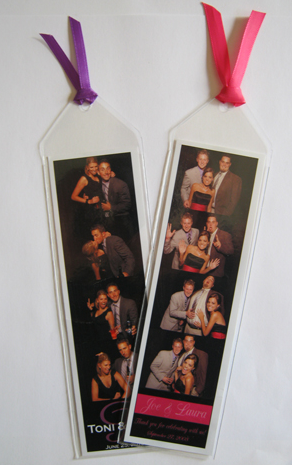Bookmark Photo Strip Holders