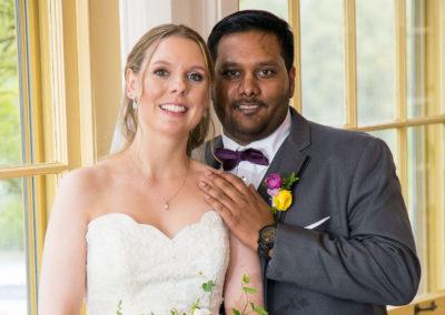 Stephanie Boyd & Marlon Gajadhar