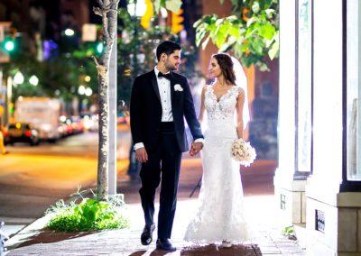 Nicole Daya & George Kreisheh